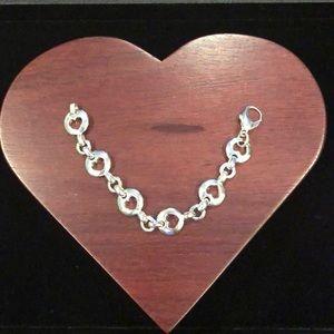 Other - Sterling heart bracelet